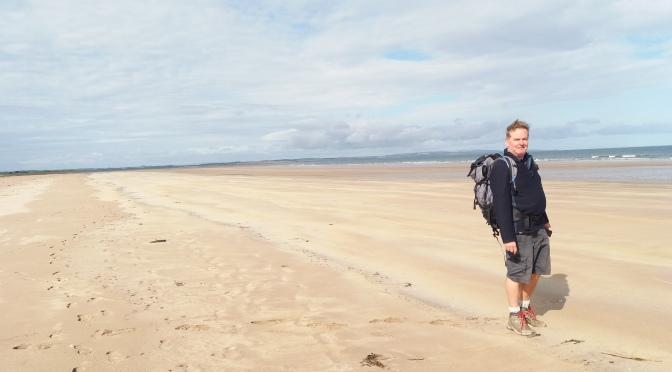 Rock'nRoll Walks no.1: Lindisfarne
