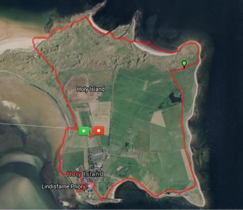 Lindisfarne route